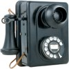 Automatic Electric Wall Type Dial Telephone