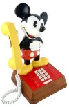 Designer Mickey Mouse Telephone