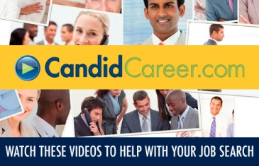 Candid Career has thousands of career videos to help you find your dream job.